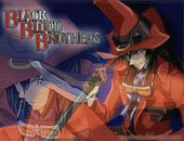 Déguisement Black Blood Brothers