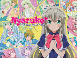 Déguisement Nyaruko: Crawling with Love