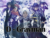 Fantasias D. Gray-Man