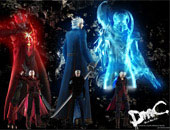 Devil May Cry Kostumi