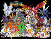 Digimon Kostuums
