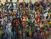 Dynasty Warriors Kostýmy