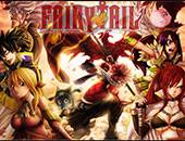 Fairy Tail Adereço