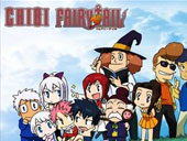 Fairy Tail Kostuums