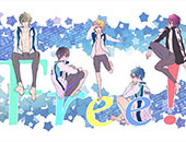 Costumi Free! Iwatobi Swim Club
