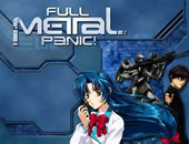 Full Metal Panic! Costumes