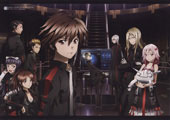 Guilty Crown Costumes