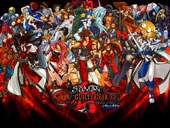 Déguisement Guilty Gear