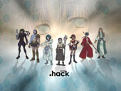 Hack//Sign Kostuums