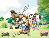 Harvest Moon Kostymer