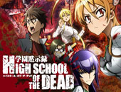 High School of the Dead Κοστούμια