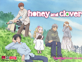 Honey e Clover