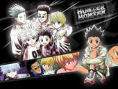 Hunter X Hunter Puku