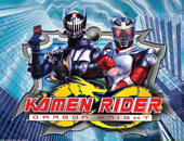 Déguisement Kamen Rider Dragon Knight