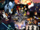 Kingdom Hearts Kostumer