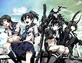 Black Rock Shooter إكسسوارات