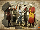 The Legend of Korra Costumes