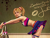 Lollipop Chainsaw Kostymer