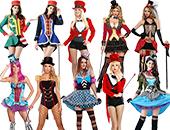 Magician & Tuxedo Costumes