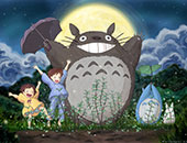 My Neighbor Totoro Adereço