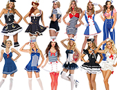 Navy & Sailor Costumes