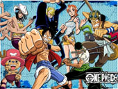 One Piece Kostuums