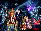 Disfraces Pandora Hearts