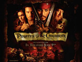 Fantasias Pirates of Carribean