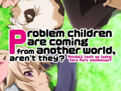 Problem Children Are Coming from Another World Costumes