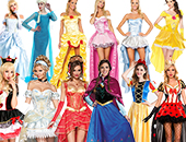Princess Queen Costumes