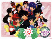 Ranma ½ Costumes