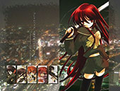 Shakugan no Shana Costumes