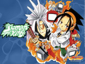 Disfraces Shaman King