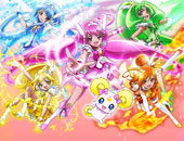 Glitter Force Costumes