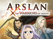 The Heroic Legend of Arslan
