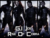 G.I. Joe The Rise of Cobra Cosplay