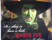 The Wicked Witch Cosplay