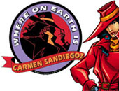Déguisement Where on earth is Carmen Sandiego