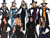 Witch & Nuns Costumes