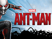 Disfraces Ant-man