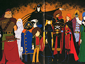 Galaxy Express 999 Kostuums