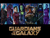 Guardians of the Galaxy Kostýmy