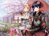 Disfraces Kimono