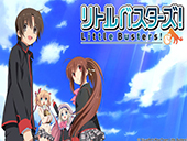 Disfraces Little Busters
