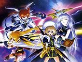 Magical Girl Lyrical Nanoha Costumes