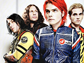 My Chemical Romance костюми