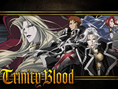 Trinity Blood Costume