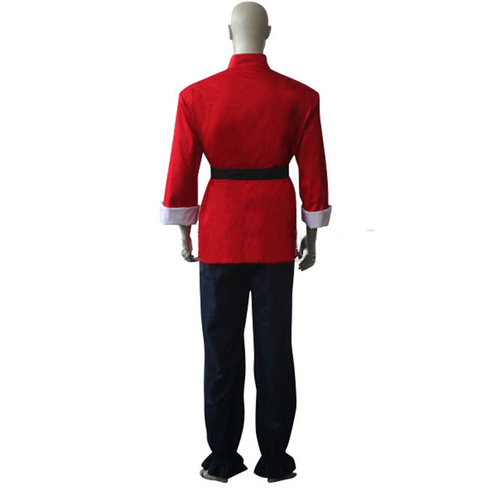 Ranma ½ Boy Part Saotome Cosplay Outfits