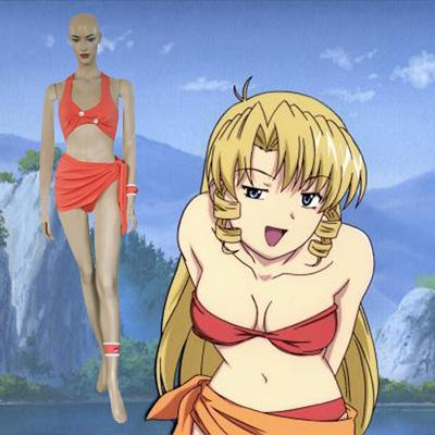 Disfraces Scrapped Princess Raquel Casull Cosplay Bikini Spain