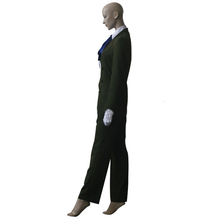 Hellsing Itguura Cosplay Outfits Clothing